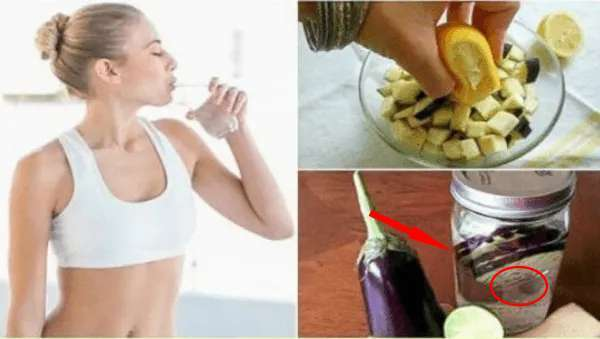 água de berinjela para perda de peso 4 kg em 7 dias