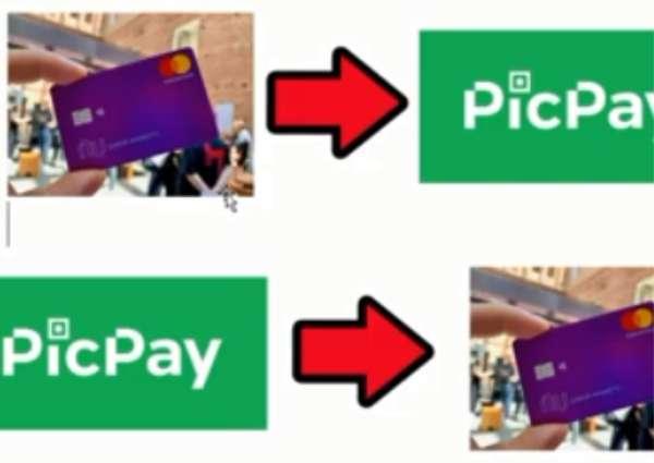 Crie um deposito por boleto no picpay e pague com o dinheiro guardado na sua outra conta.