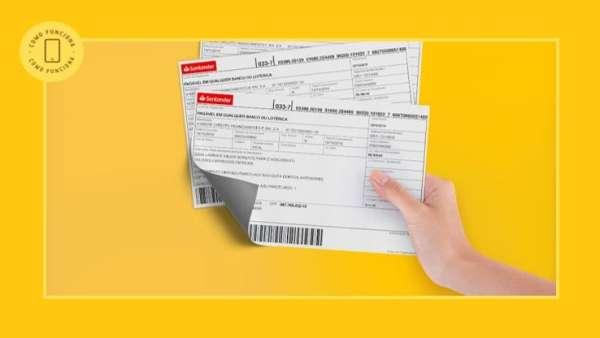 Crie uma conta para depositar por boletos