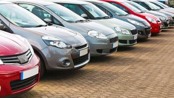 Escolha carros de até 20 mil reais